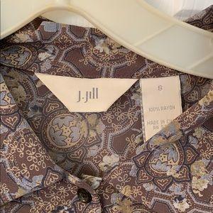 J. Jill Tops - Women's blouse size small.